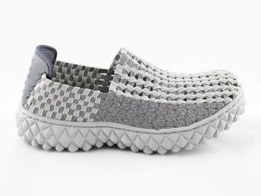 Obrázok z Rock Spring Full Breath Dámska gumičková obuv šedá