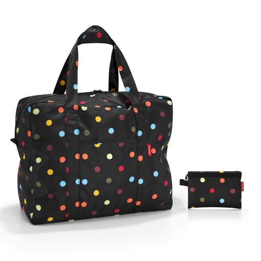 Obrázok z Reisenthel Mini Maxi Touringbag Dots 40 l