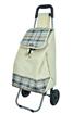 Obrázok z Nákupní taška na kolečkách Dielle  CARR2-24 béžová 44 L