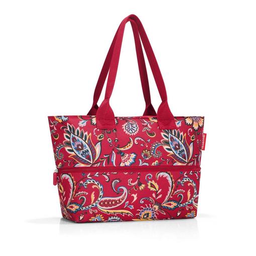 Obrázok z Reisenthel Shopper e1 Paisley Ruby
