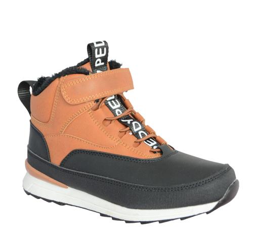 Obrázok z Peddy P3-536-32-11 Detská zimná obuv hnedá