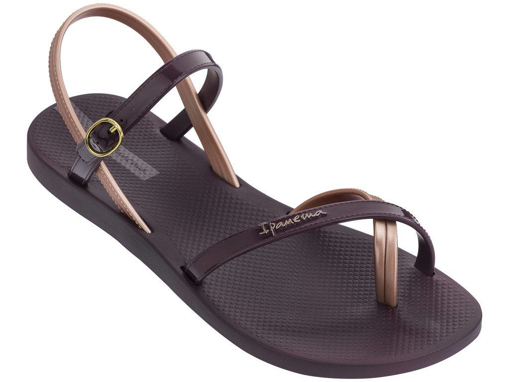 Obrázok z Ipanema Fashion Sandal VII 82682-24753 Dámske sandále bordó