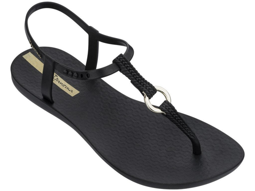Obrázok z Ipanema Charm VII Sandal 82760-20793 Dámske sandále čierne