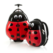 Obrázok z Heys Travel Tots Lady Bug – sada batohu a kufru Kufr: cca 30 l  / Batoh: cca 9 l