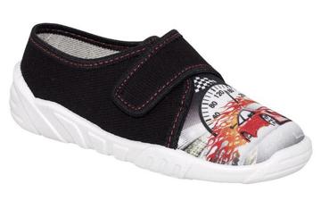 Obrázok z BIGHORN MILAN 5017 B Detské textilné tenisky