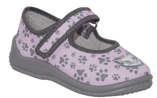 Obrázok z BIGHORN EVA 5005 B Detská domáca obuv