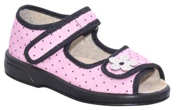 Obrázok z BIGHORN DIANA 5003 B Detská domáca obuv