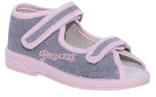 Obrázok z BIGHORN DIANA 5003 A Detská domáca obuv