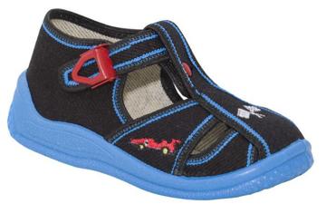 Obrázok z BIGHORN ADAM 5010 A Detská domáca obuv