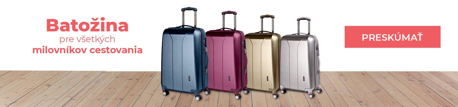Cestovná batožina