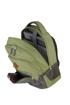 Obrázok z Travelite Basics Backpack Melange Green/grey 22 l