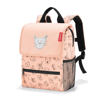 Obrázok z Reisenthel Backpack Kids Cats and dogs rose 5 l