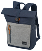 Obrázok z Travelite Basics Roll-up Backpack Navy/Grey 35 l