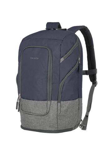 Obrázok z Travelite Basics Backpack L Navy 30 l
