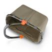 Obrázok z Reisenthel Carrybag frame Olive green 22 l