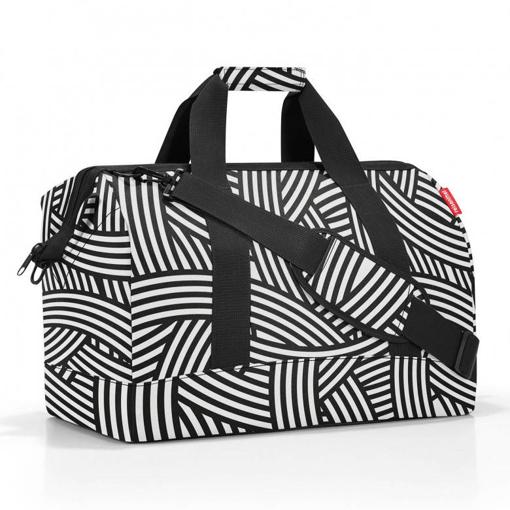 Obrázok z Reisenthel Allrounder L Zebra 30 L
