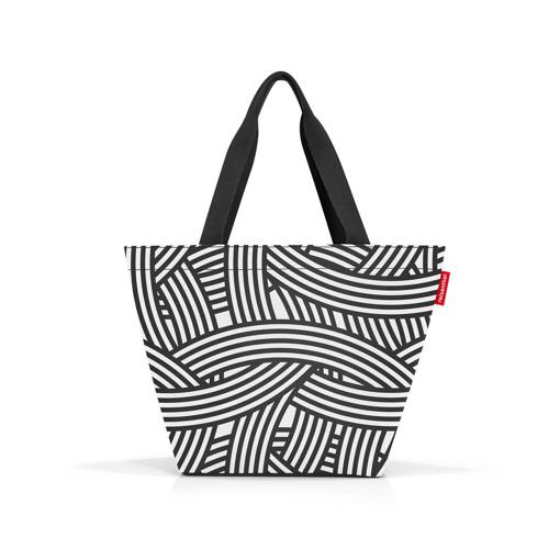 Obrázok z Reisenthel Shopper M Zebra 15 l
