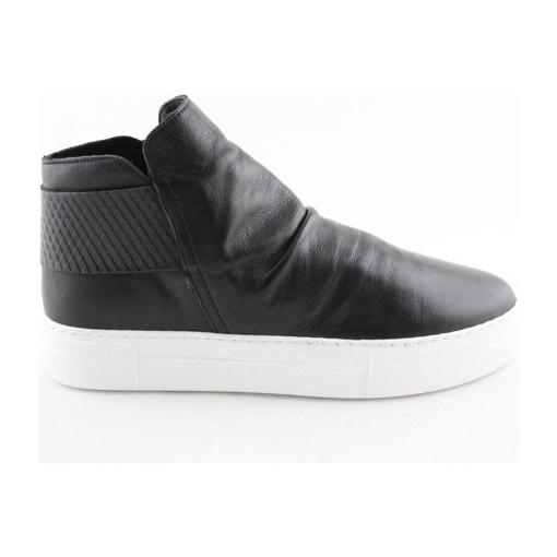 Obrázok z Wild 031143020143A.01 Dámska celokožená členková obuv black