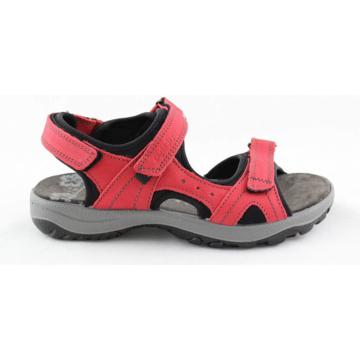 Obrázok z IMAC I2535e54 Dámske sandále červené