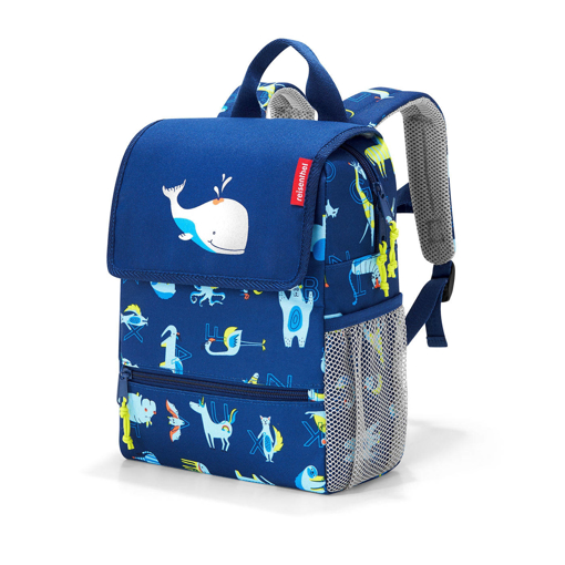 Obrázok z Reisenthel Backpack Kids Abc friends blue 5 l