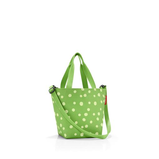 Obrázok z Reisenthel Shopper XS Spots Green 4 l