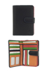 Obrázok z Peněženka Carraro Multicolour 834-MU-01 černá