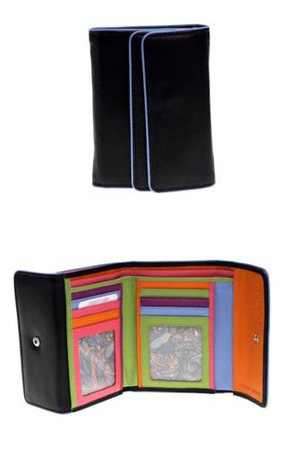 Obrázok z Peněženka Carraro Neon 853-NN-01 černá