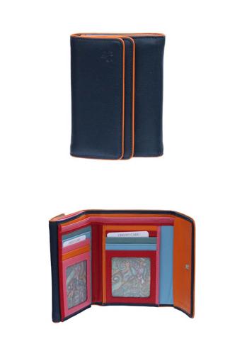 Obrázok z Peněženka Carraro Neon 853-NN-05 modrá