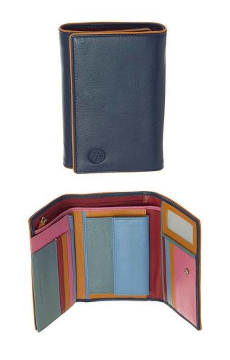 Obrázok z Peněženka Carraro Neon 854-NN-05 modrá