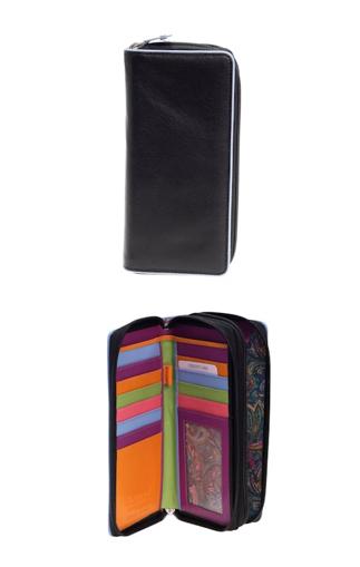 Obrázok z Peněženka Carraro Neon 857-NN-01 černá