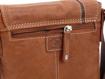 Obrázok z Taška crossbody kožená BHPC Explore M BH-383-75 tabáková 2 L