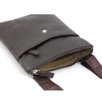 Obrázok z Taška crossbody kožená BHPC Virginia L BH-301-25 hnědá 2 L