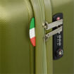 Obrázok z Cestovní kufr Aeronautica Militare Force M AM-220-60-33 zelená 63 L