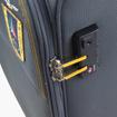 Obrázok z Cestovní kufr Aeronautica Militare Light S AM-210-55-23 šedá 38 L