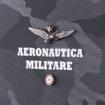 Obrázok z Batoh Aeronautica Militare Camou 15 AM-364-01 černá 23 L