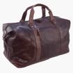 Obrázok z Cestovní taška Aeronautica Militare Vintage AM-306-25 hnědá 26 L