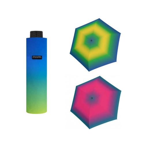 Obrázok z Doppler Havanna Fiber SPIRIT Dámsky ultraľahký mini dáždnik