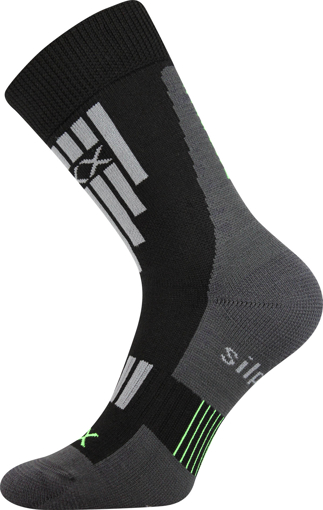 Obrázok z VOXX ponožky Extrém - OLD černá OLD 1 pár