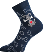 Obrázok z BOMA ponožky Xantipa 57 mix 3 pár
