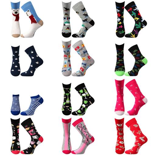 Obrázok z LONKA ponožky Tucet dámské 1 ks