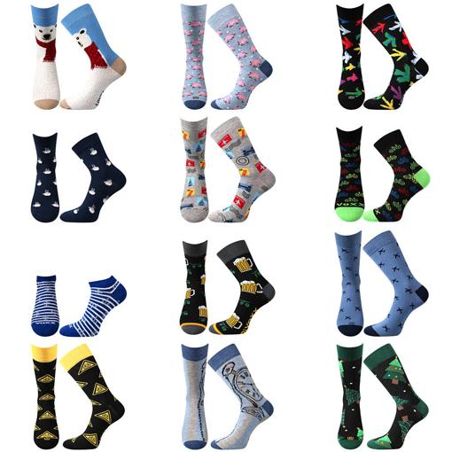 Obrázok z LONKA ponožky Tucet pánské 1 ks