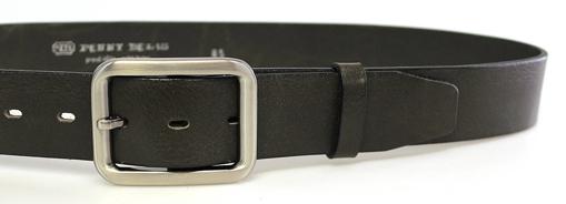 Obrázok z PENNY BELTS 4155 Dámsky kožený opasok šedý