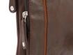 Obrázok z Taška crossbody kožená BHPC Explore L BH-381-25 hnědá 3 L
