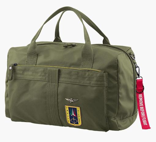 Obrázok z Kabinová taška Aeronautica Militare Frecce AM-346-33 khaki 22 L