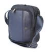 Obrázok z Taška cross BHPC Miami USB BH-1371-05 modrá 1 L