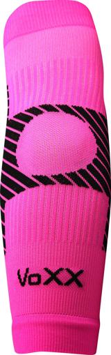 Obrázok z VOXX kompresní návlek Protect loket neon růžová 1 ks