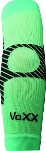 Obrázok z VOXX kompresní návlek Protect loket neon zelená 1 ks