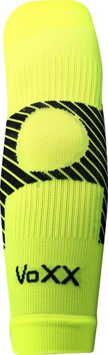 Obrázok z VOXX kompresní návlek Protect loket neon žlutá 1 ks