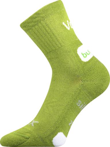 Obrázok z VOXX ponožky Aggresor zelená 1 pár