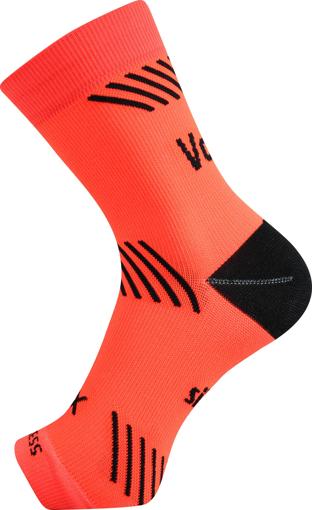 Obrázok z VOXX kompresní návlek Protect kotník neon oranžová 1 ks
